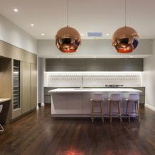 Wood Veneer kitchen